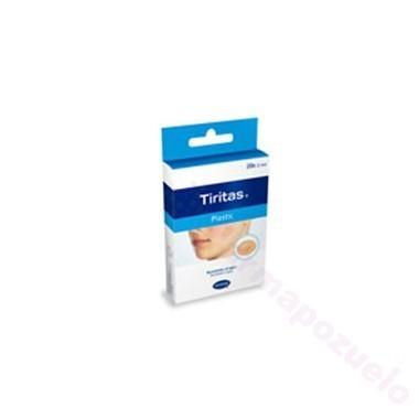TIRITAS PLASTIC APOSITO ADHESIVO SURTIDO 20 U