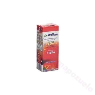 BIORALSUERO FRESA 1X3 200 ML