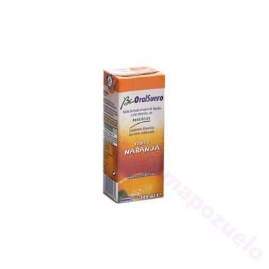 Bi-OralSuero naranja Pack 3