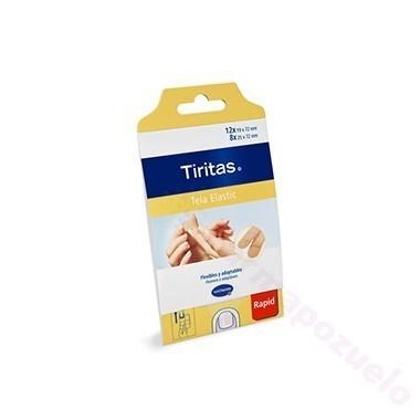 TIRITAS TEXTILE ELASTIC HARTMANN