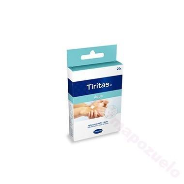 TIRITAS TRANSP AQUA 20 UN