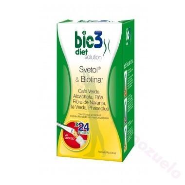 BIE3 DIET SOLUTION STICK SOLUBLE 4 G 24 U