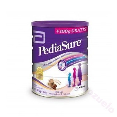 PEDIASURE CHOCOLATE POLVO