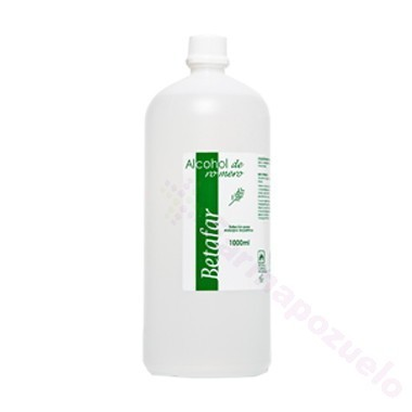 ALCOHOL DE ROMERO BETAFAR 1000 ML