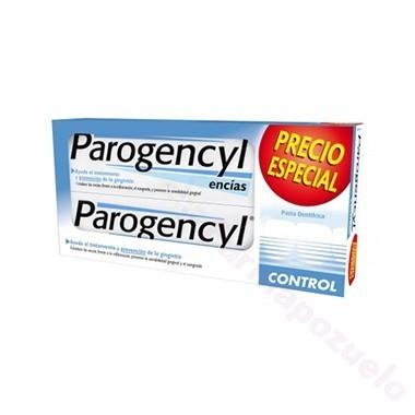 DUPLO PAROGENCYL CONTROL PASTA DENTAL 75 ML 2 UDS