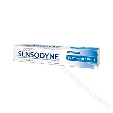 SENSODYNE F PROTECCION FLUOR 100 ML