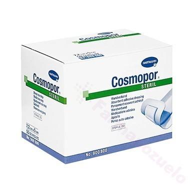 COSMOPOR STERIL APOSITO ESTERIL 7.2 CM X 5 CM 5 APOSITOS