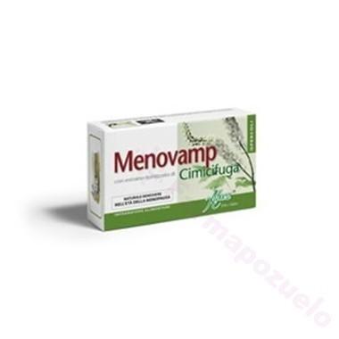 MENOVAMP ABOCA 60 CAPSULAS