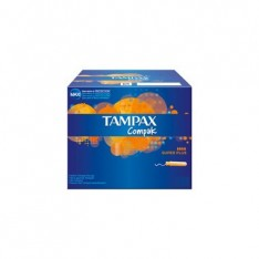 TAMPON TAMPAX SUPER PLUS 30 UN