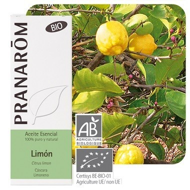 AE LIMON BIO 10ML PRANAROM