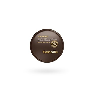 SENSILIS SUN SECRET COMPACTO 01 NATURAL