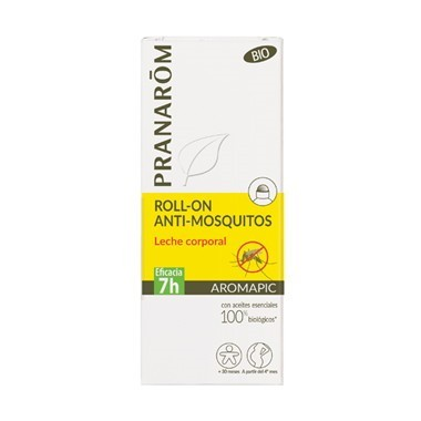 AROMAPIC ROLL-ON ANTIMOSQUITOS 75 ML PRANAROM