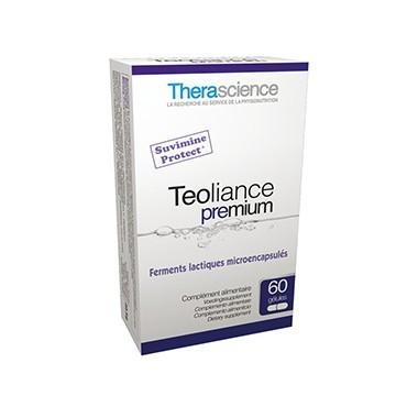 TEOLIANCE PREMIUM 10 CAPSULAS