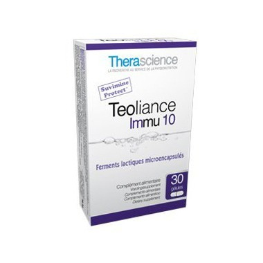 TEOLIANCE IMMU 10 THERASCIENCE