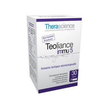 TEOLIANCE IMMU 5 THERASCIENCE