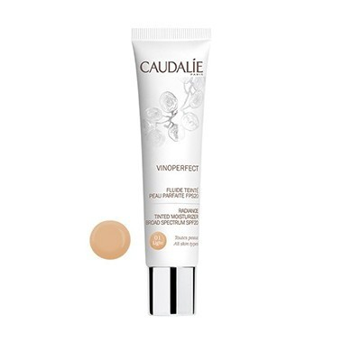 CUDALIE VINOPERFECT FLUIDO CON COLOR 40 ML