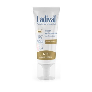 LADIVAL ACCION ANTIMANCHAS FPS 50+ EMULSION 50 ML