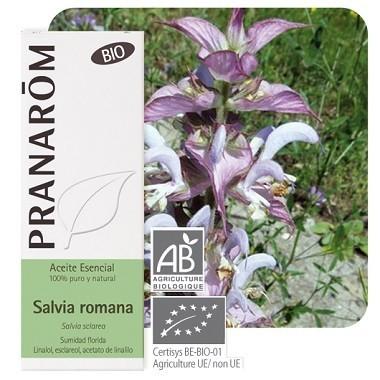 AE SALVIA ROMANA 10 ML PRANAROM