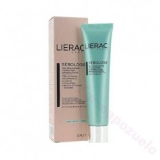 LIERAC SEBOLOGIE GEL REGULADOR 40ML.
