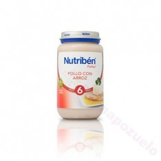 NUTRIBEN 250 POLLO ARROZ