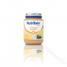 NUTRIBEN JUNIOR MANZANA