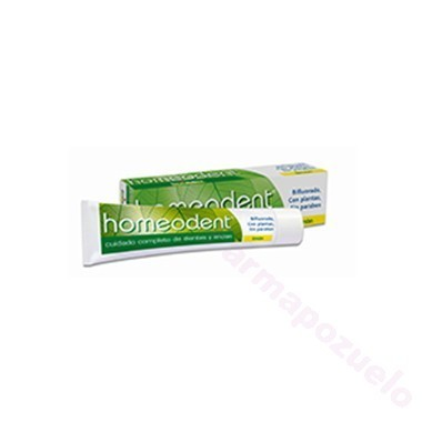 HOMEODENT 2 LIMON DENTIFRICO