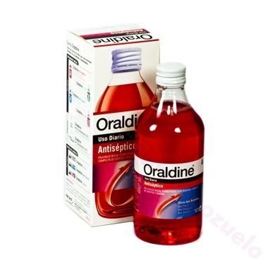 ORALDINE 0,1% LIQ 400 ML