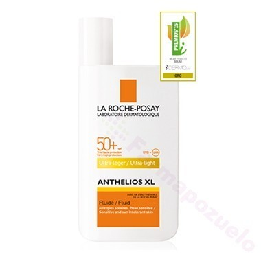LRP ANTHELIOS 50+ FLUIDO 50ML