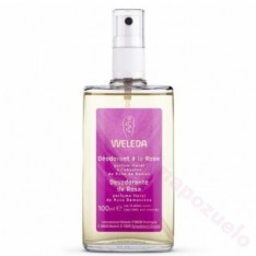 WELEDA DESODORANTE DE ROSA SPRAY 100 ML