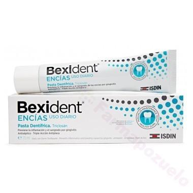PASTA DENTAL BEXIDENT ENCIAS 75 ML