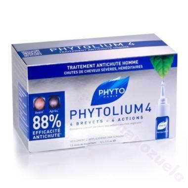 PHYTOLIUM4 12 AMPOLLAS