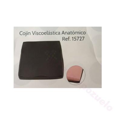COJIN ERGONOMICO VISCOELASTICO ORTOTEX REF 15727