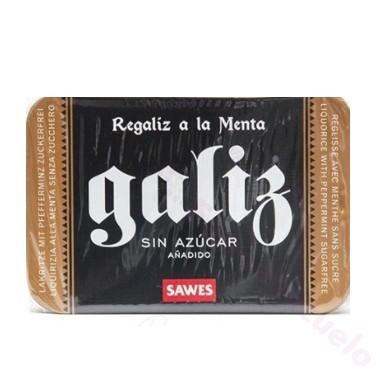 GALIZ SAWES SIN AZUCAR CAJA