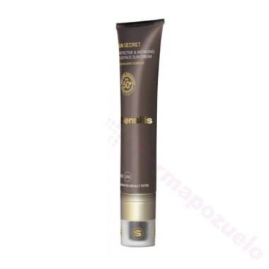SENSILIS SUN SECRET SPF 50+ CREMA FACIAL 40 ML