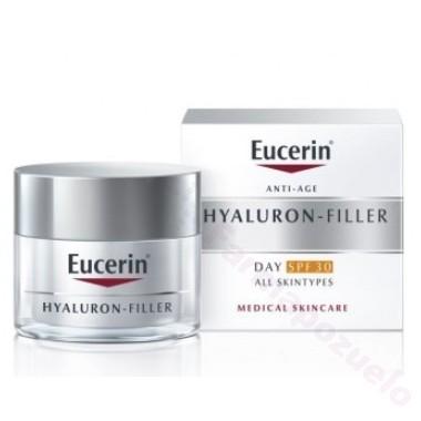 EUCERIN ANTIEDAD HYALURON FILLER DIA FPS30 50 ML