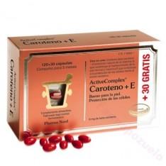 ACTIVECOMPLEX CAROTENO+E 150 CAPS