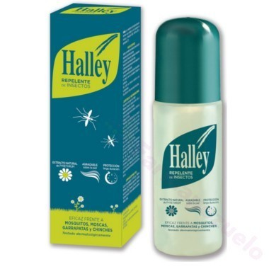 HALLEY REPELENT INSECT SPRAY