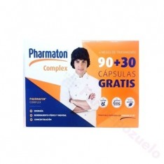 PHARMATON COMPLEX KIT 60+30 CAP