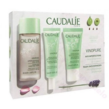 CAUDALIE VINOPURE KIT ANTI-IMPERFECCIONES