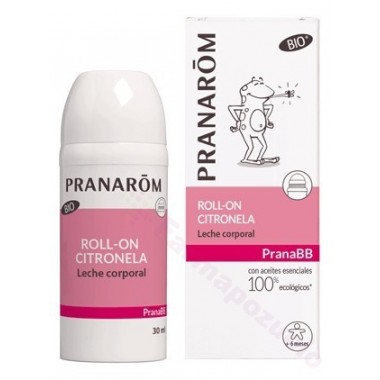 PRANAROM BB ROLL ON CITRONELA