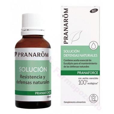 PRANAROM SOLUCION DEFENSAS NATURALES 30 ML