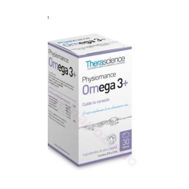 PHYSIOMANCE OMEGA3+ 30 PERLAS