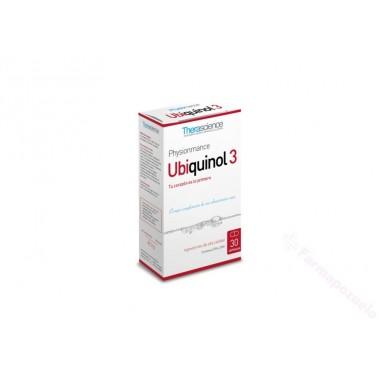 PHYSIOMANCE UBIQUINOL3 30 CAPSULAS