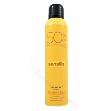 SENSILIS SUN SECRET DRY TOUCH SPRAY SPF50+ 200 ML