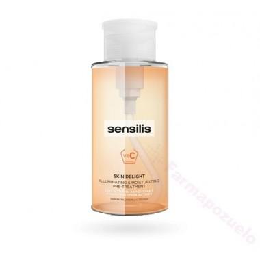 SENSILIS SKIN DELIGHT VITAMINA C ESENCIA LOCION 300 ML
