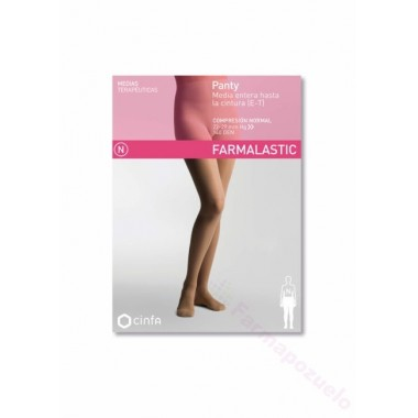 PANTY FARMALASTIC NORMAL MD