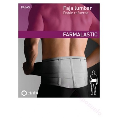 FAJA FARMALASTIC DOBLE REFUERZO T2