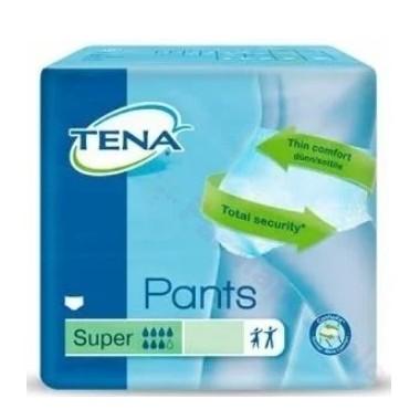 TENA PANTS SUPER MD 12 UN