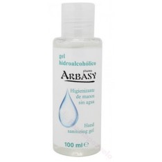 ARBASY GEL HIDROALCOHOLICO 100 ML