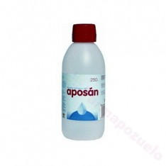 ALCOHOL 96 APOSAN 250 ML